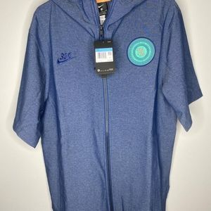 Nike JKT Full Zip Jacket Miami 305 Dolphins 1972